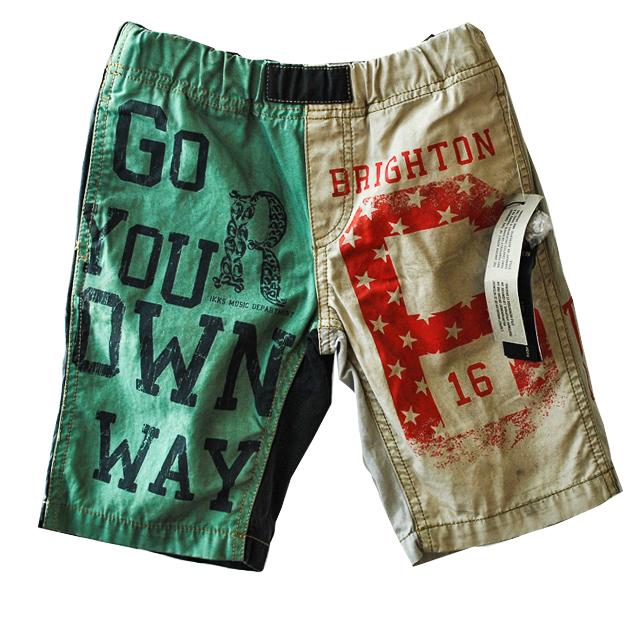 Фото 1: Стильные шорты для мальчика IKKS