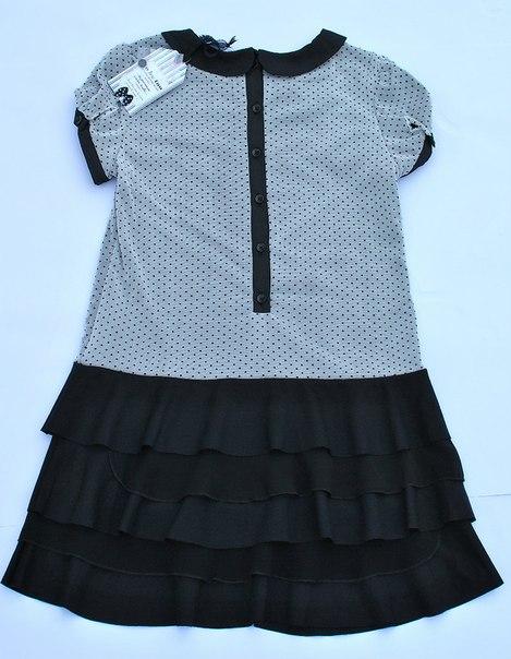 Фото 2: Нежное и стильное детское нарядное платье  TO BE TOO