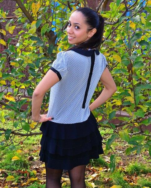 Фото 4: Нежное и стильное детское нарядное платье  TO BE TOO