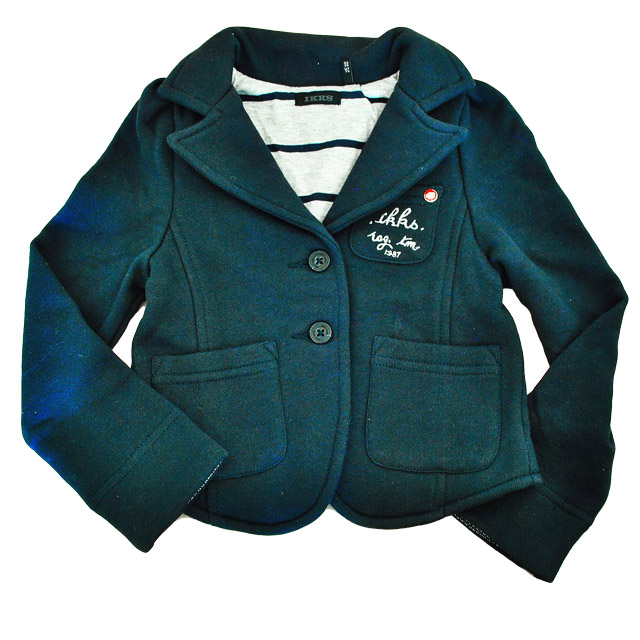Фото 1: пиджак ikks для девочек