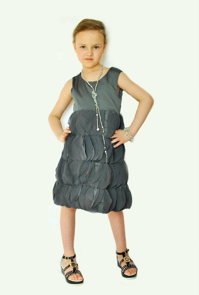 Фото 6: Нарядное платье Byblos для девочек