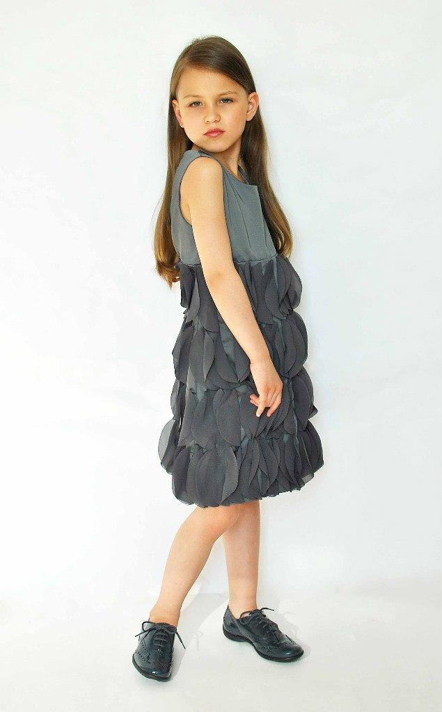 Фото 7: Нарядное платье Byblos для девочек
