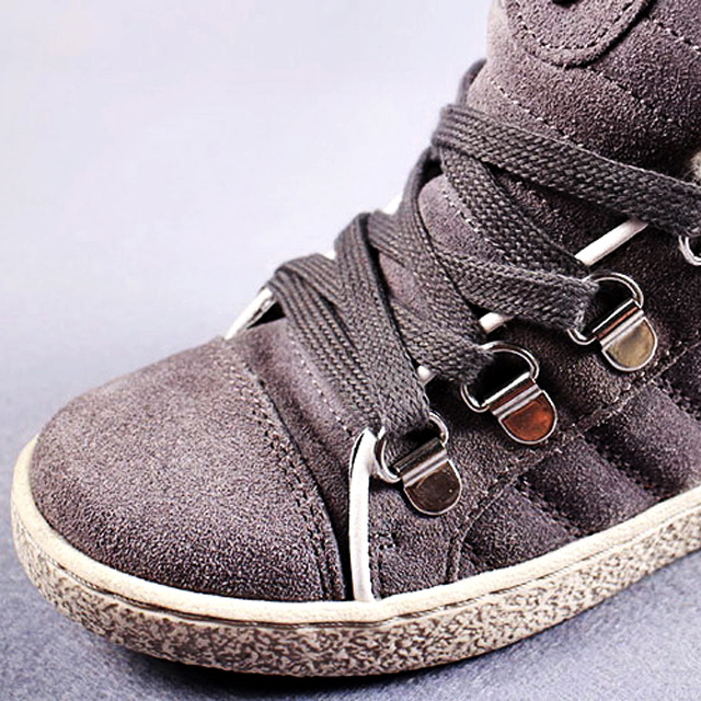 Фото 2: Утепленные кроссовки Naturino
