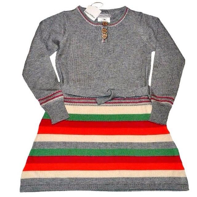 Фото 1: Серое платье I pinco Pallino