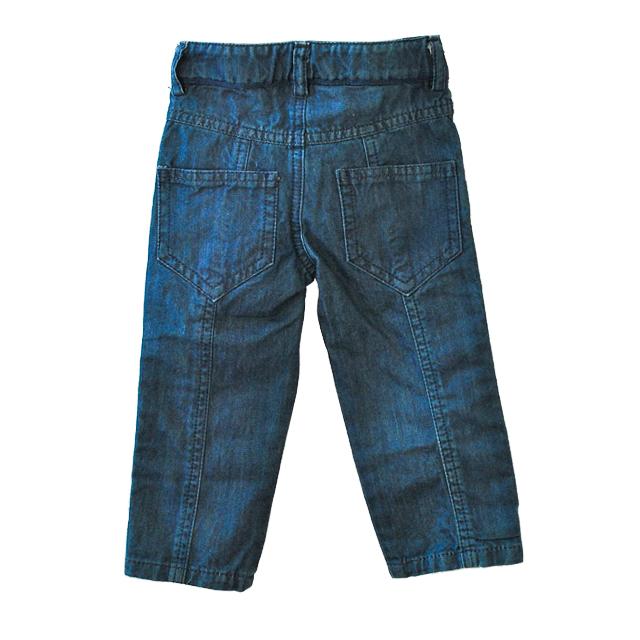 Фото 2: Классические детские джинсы Laura Biagiotti