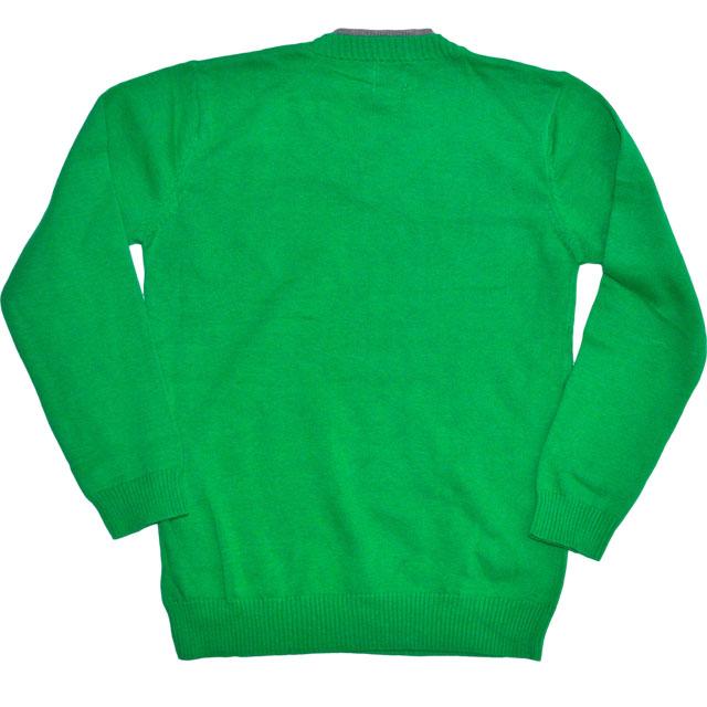 Фото 4: детский пуловер