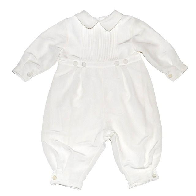 Фото 3: Белоснежный костюм для малышей Aletta