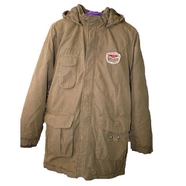 Фото 1: Удлиненная куртка-парка IKKS для мальчиков