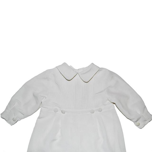 Фото 4: Белоснежный костюм для малышей Aletta