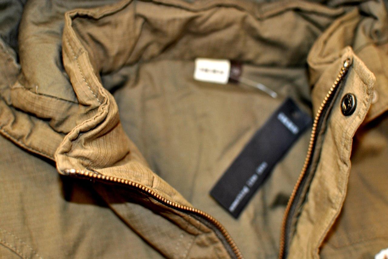 Фото 4: Удлиненная куртка-парка IKKS для мальчиков