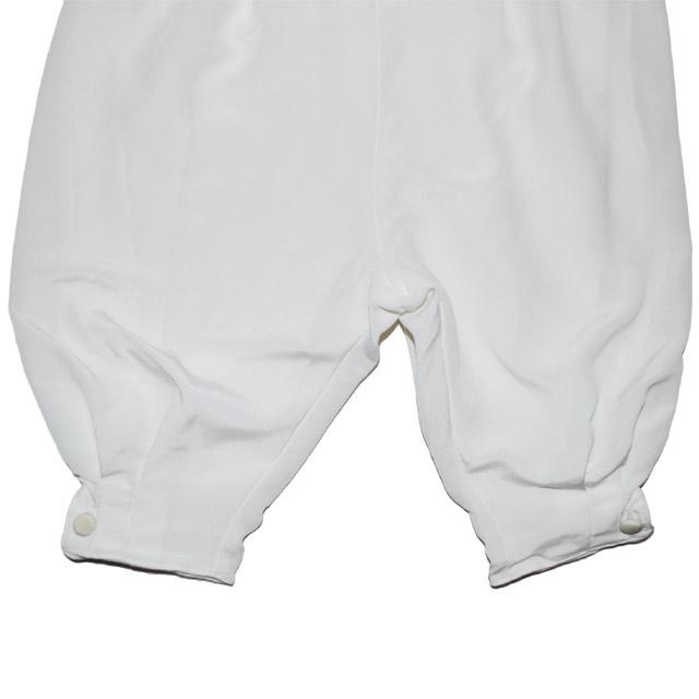 Фото 5: Белоснежный костюм для малышей Aletta
