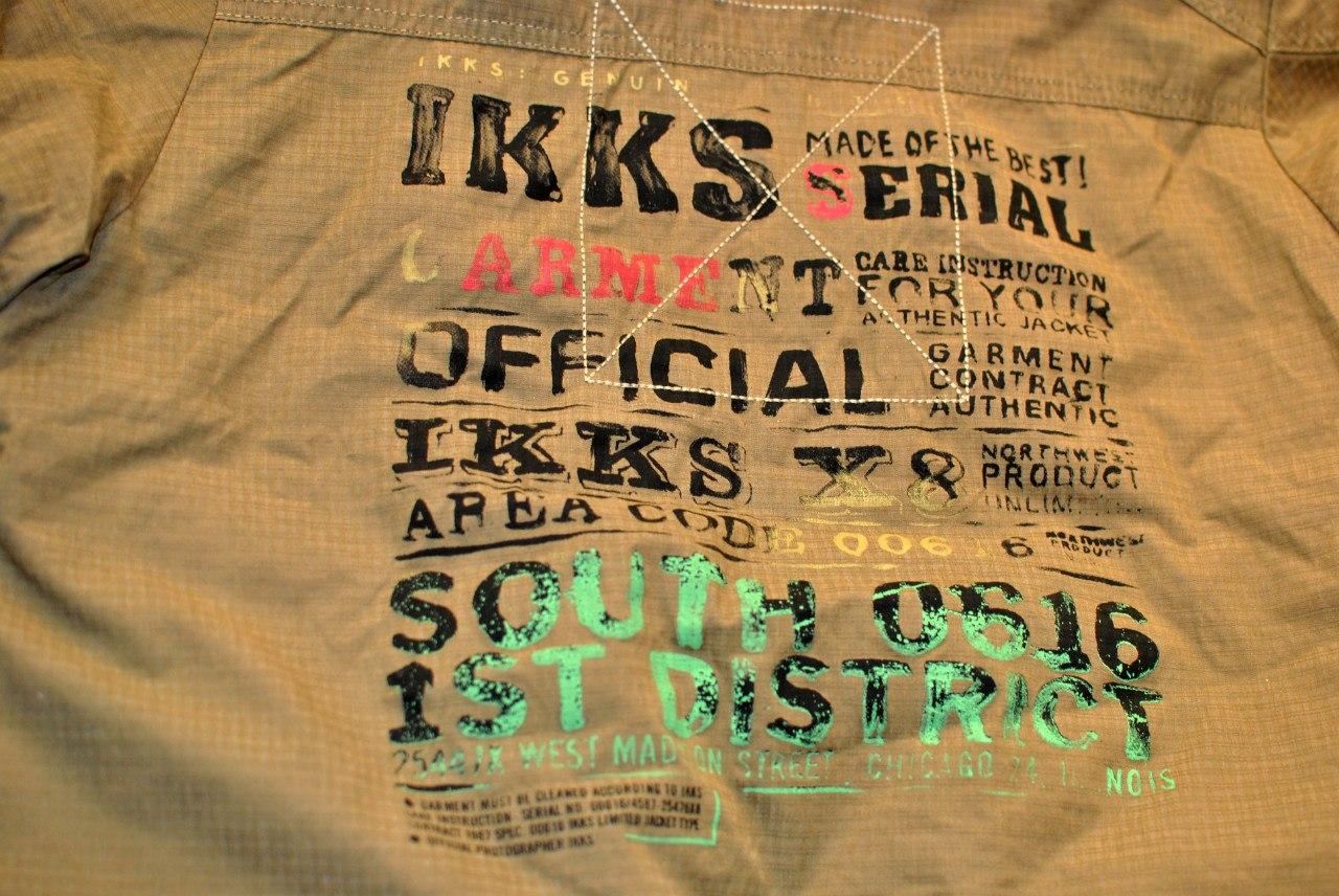 Фото 5: Удлиненная куртка-парка IKKS для мальчиков