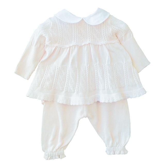 Фото 1: Детский комплект блузка штаны для малышей Baby F