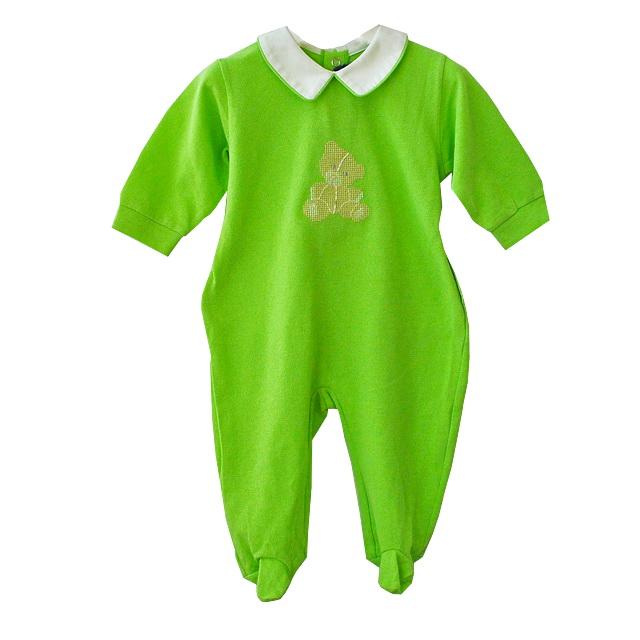 Фото 1: Зеленый слим для малышей Byblos