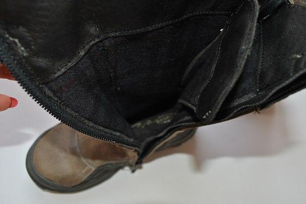 Фото 3: Высокие сапоги Canguro для девочек