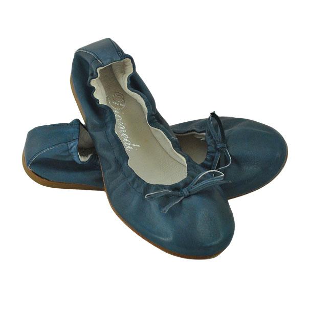 Фото 2: Черные туфли Diomedi для девочек