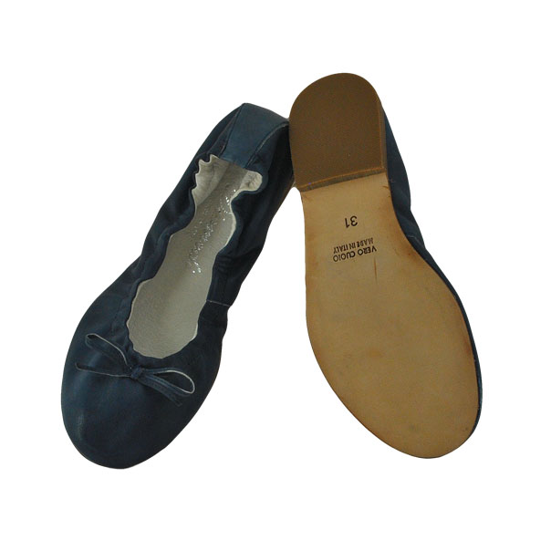 Фото 4: Черные туфли Diomedi для девочек