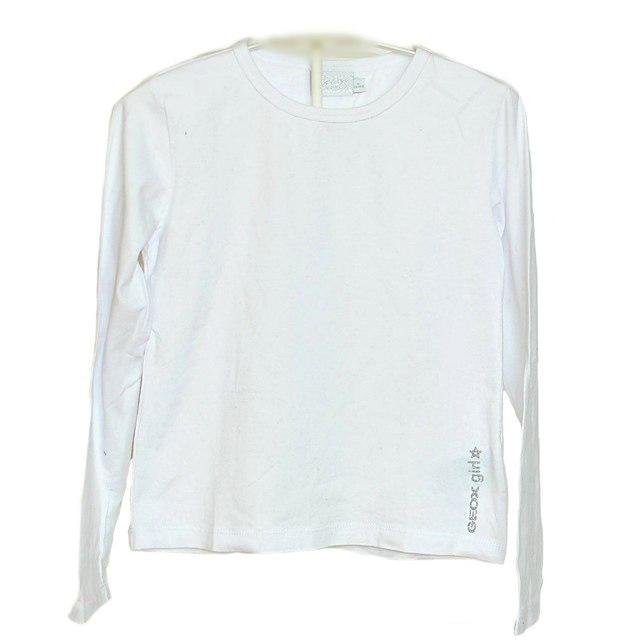 Фото 1: футболка с длинным рукавом Geox для девочек