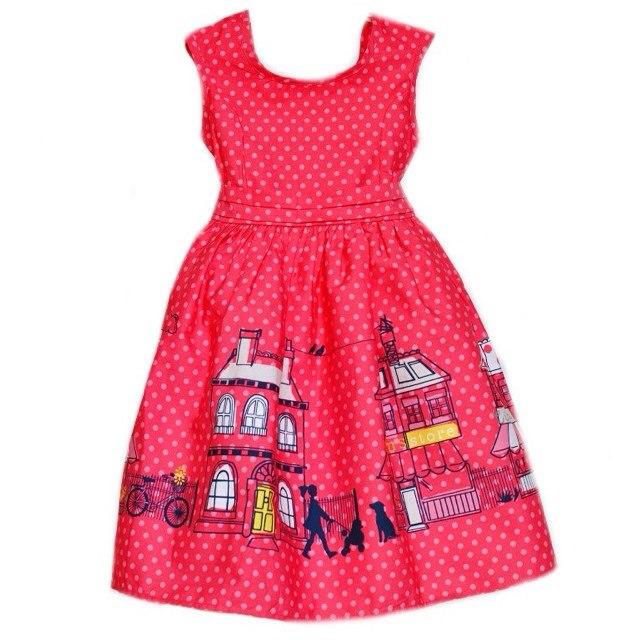 Фото 1: Модное платье Emma Bunton для детей