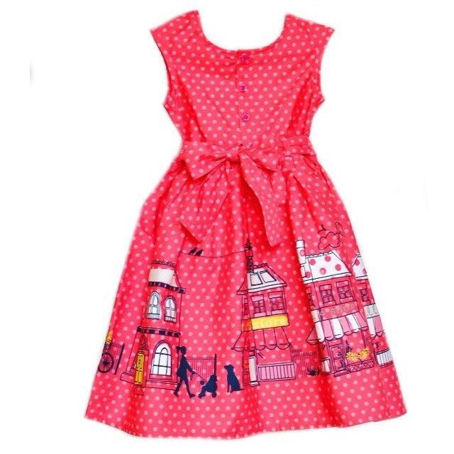 Фото 2: Модное платье Emma Bunton для детей
