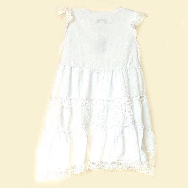 Фото 2: Белоснежное нарядное платье Next