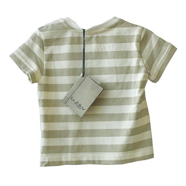 Фото 2: Светлая футболка для малышей Byblos