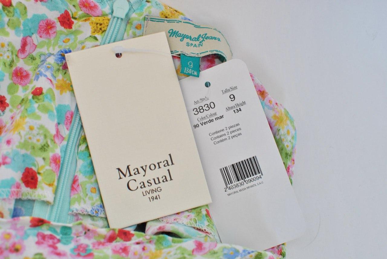Фото 3: Комбинезон Mayoral для девочек