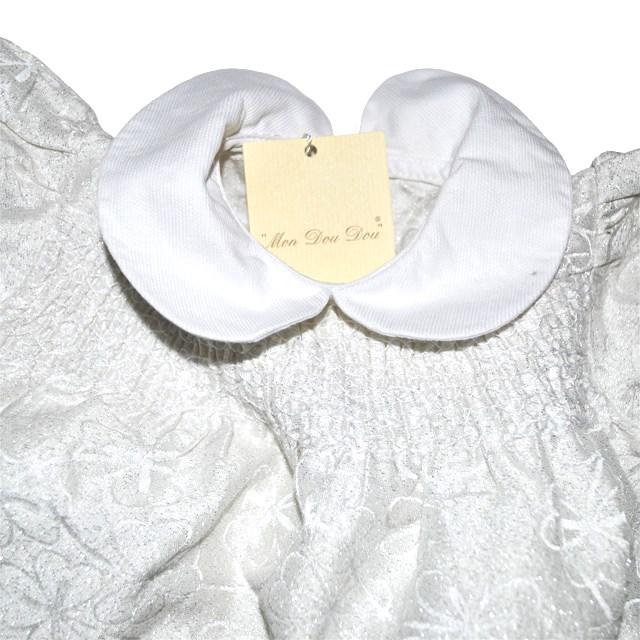 Фото 3: Нарядный костюм Mon Dou Dou для новорожденных