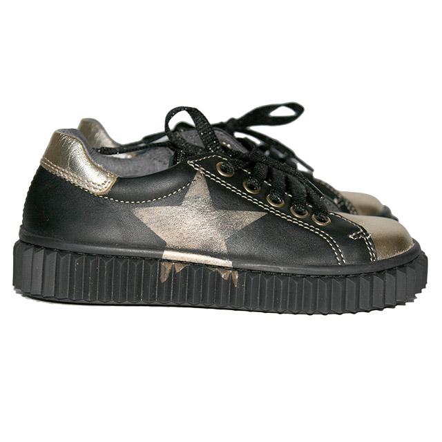 Кеды (Ботинки) Naturino в рок стиле. Фото: 2