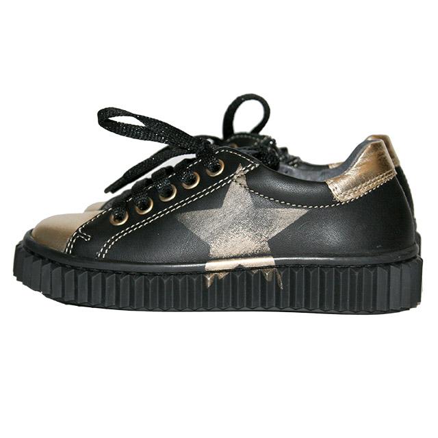 Кеды (Ботинки) Naturino в рок стиле. Фото: 4