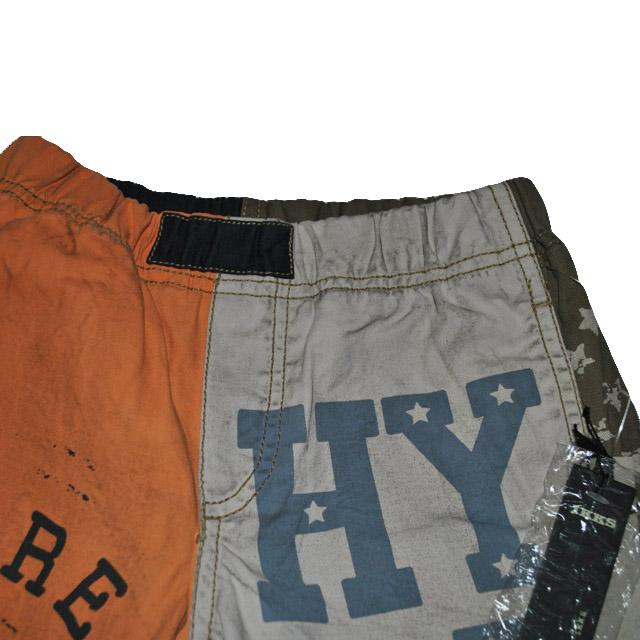 Фото 3: Модные шорты для мальчика IKKS