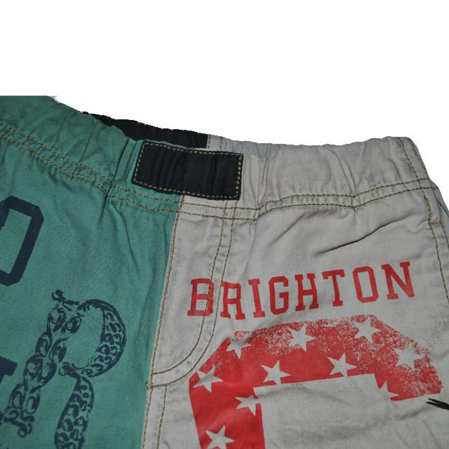 Фото 3: Стильные шорты для мальчика IKKS