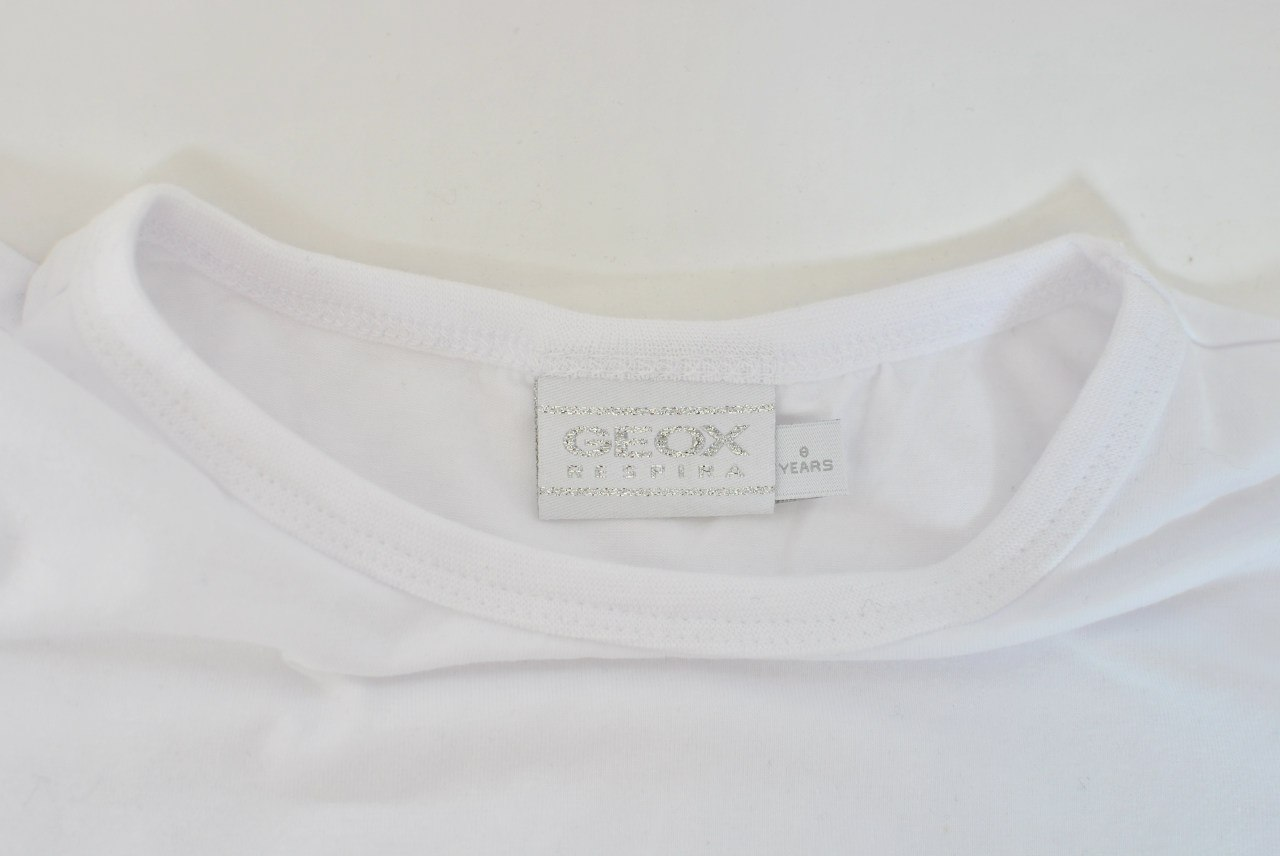Фото 3: футболка с длинным рукавом Geox для девочек