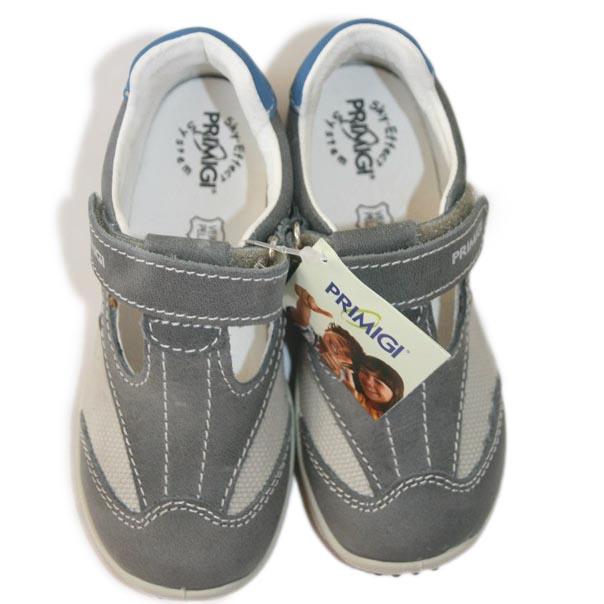 Фото 4: Кожаные туфли на мальчика Primigi