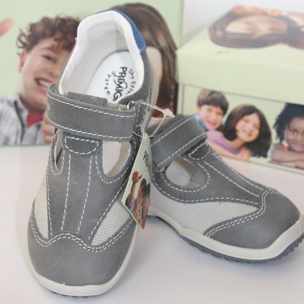 Фото 5: Кожаные туфли на мальчика Primigi