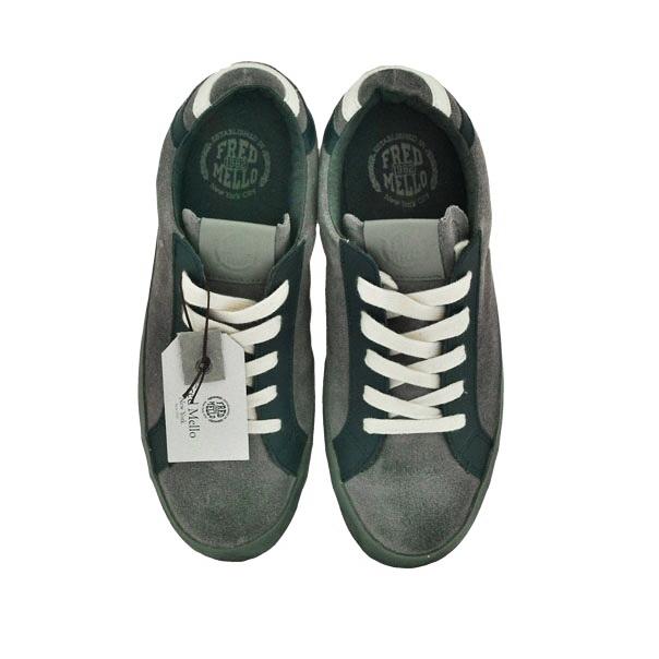 Фото 3: Утепленные кроссовки Fred Mello для девочек