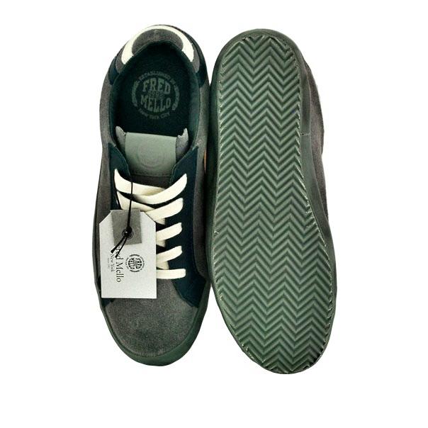 Фото 4: Утепленные кроссовки Fred Mello для девочек