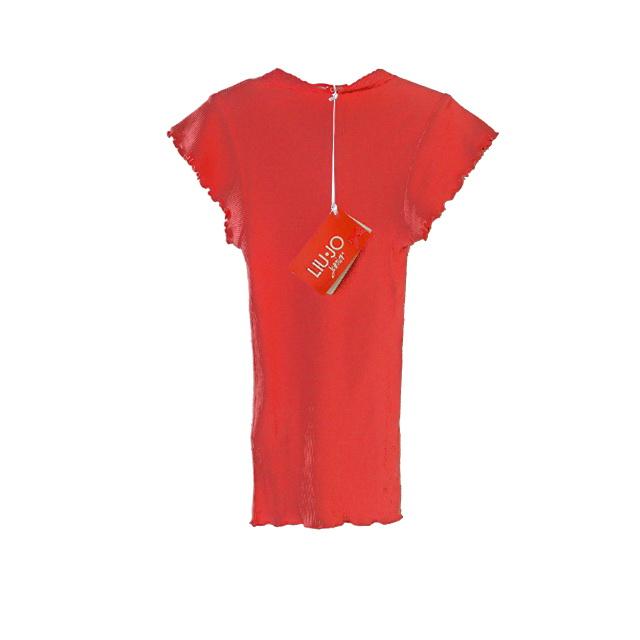 Фото 2: Красная футболка LIU-JO