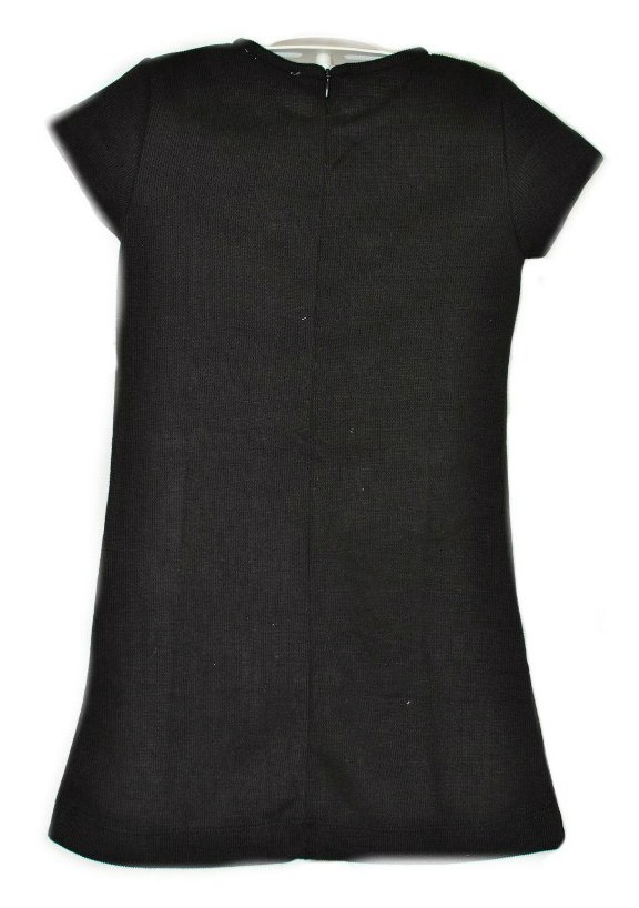 Фото 5. Черное платье Bambina (Go Kids)