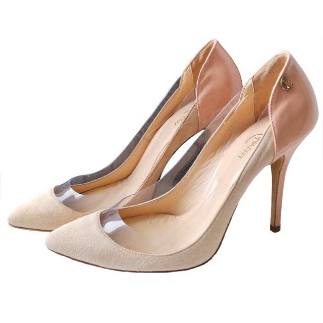 Туфли из замши высокого качества. Каблук шпилька. Картинка: 1