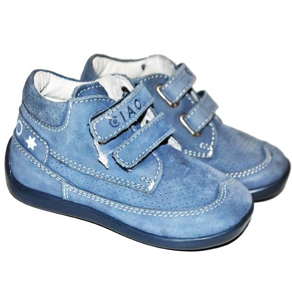 Фото 1: Качественные ботинки для детей Ciao bimbi на липучках