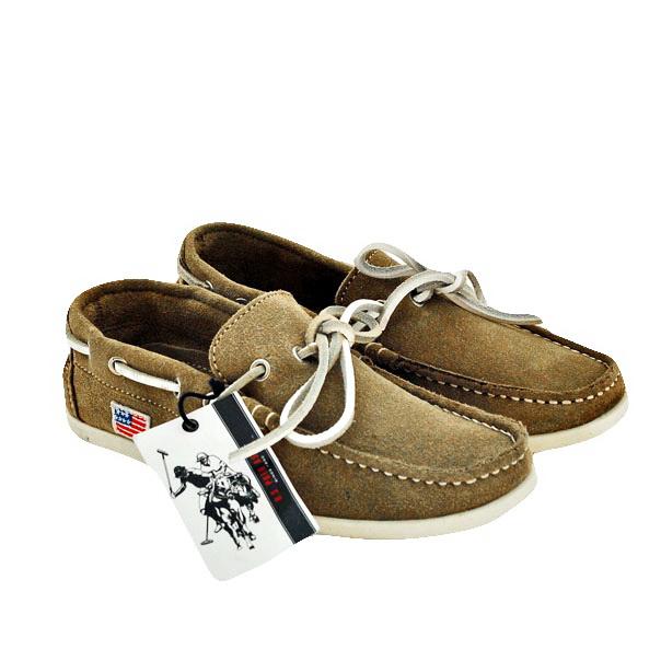 Фото 2: Стильные кожаные туфли U.S. Polo ASSN