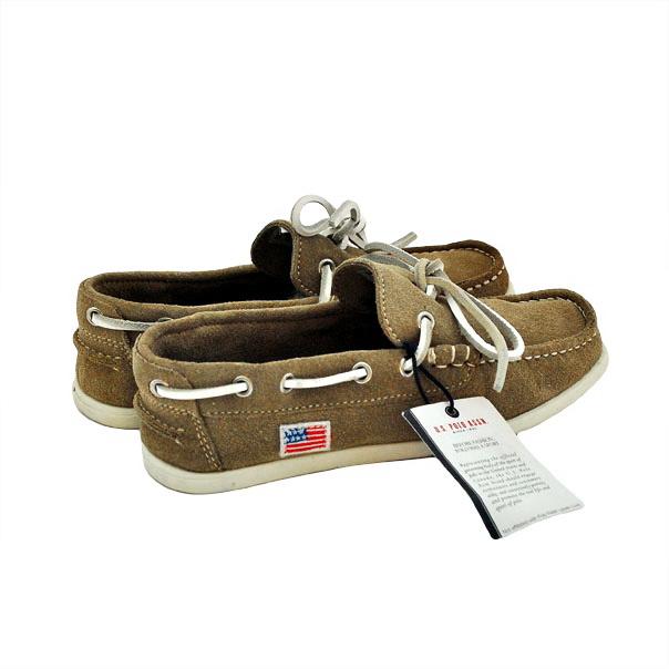 Фото 3: Стильные кожаные туфли U.S. Polo ASSN