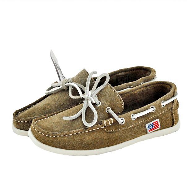 Фото 4: Стильные кожаные туфли U.S. Polo ASSN