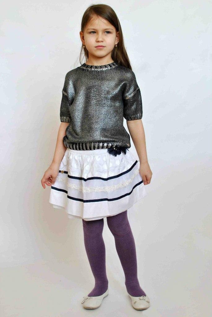 Фото 4: Пишная детская юбка ARTIGLI