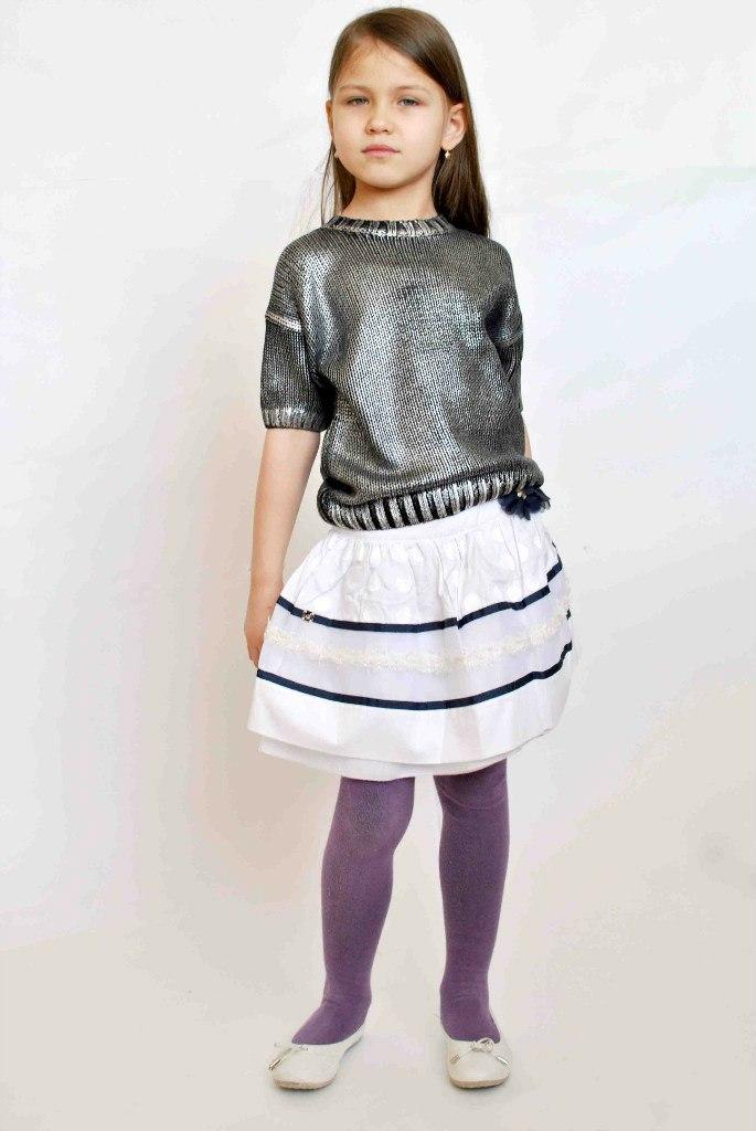 Фото 5: Пишная детская юбка ARTIGLI