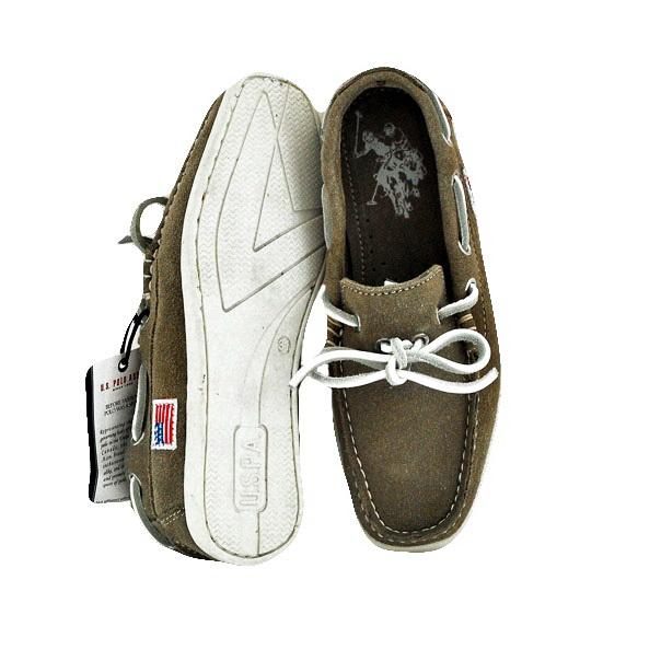 Фото 5: Стильные кожаные туфли U.S. Polo ASSN