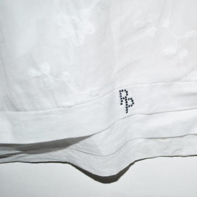 Фото 5: Нарядное белоснежное платье Patrizia Pepe для девочек