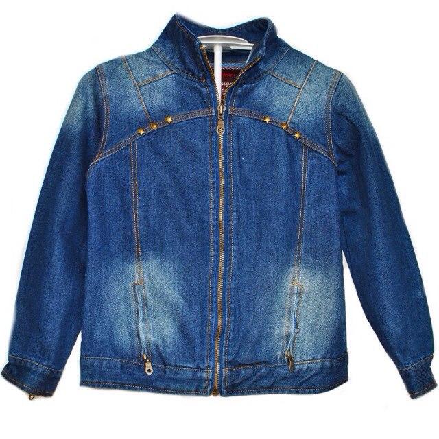 Фото: 7. Пиджак джинсовый Catimini для девочек