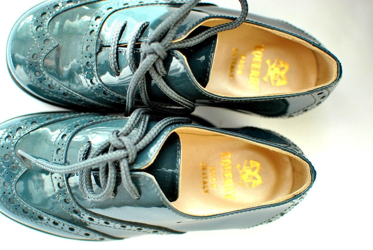 Фото 2: Нарядные туфли Equerry для девочек